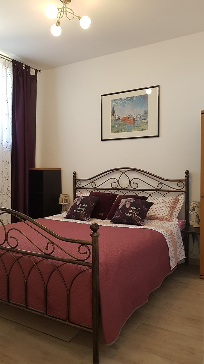 bedroom parus